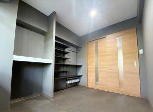 ●斬新な空間を設け、上質なくつろぎ時間を愉しむお家